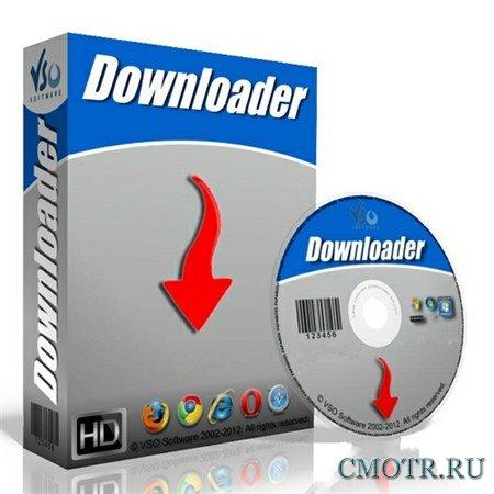 VSO dоwnlоаder Ultimate 3.0.1.2 (MULTi/RUS)
