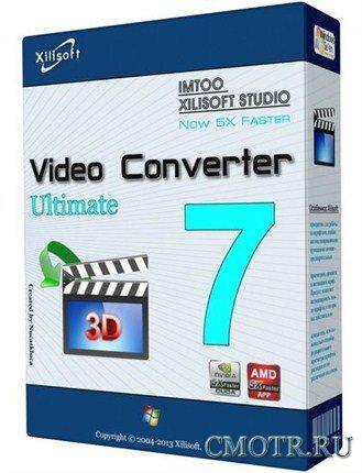 Xilisoft Video Converter Ultimate v 7.7.2 Build 20130217 Final (MULTi/RUS)