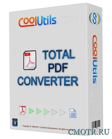 Coolutils Total PDF Converter 2.1.24 (MULTi/RUS)