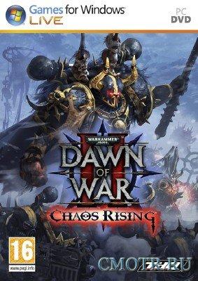 Warhammer 40.000: Dawn of War II + Chaos Rising (2010/RePack/RUS)