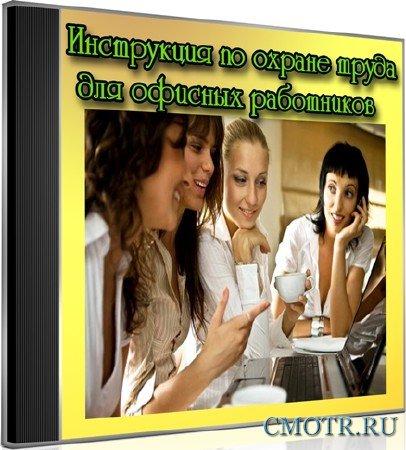 Инструкция по охране труда для офисных работников (2013) DVDRip