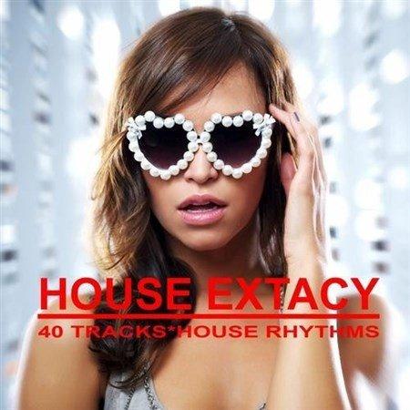 House Extacy Best Tracks - House Rhythms (2013)