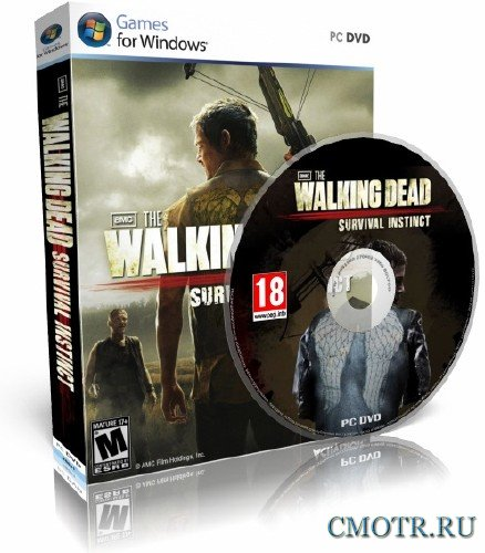 The Walking Dead: Survival Instinct (2013/PC/Rus)  RePack от =Чувак=