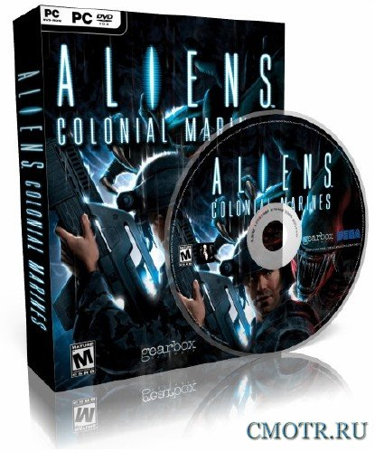 Aliens: Colonial Marines [v 1.0u1 + 4 DLC] (2013/PC/Rus) RePack by R.G. Revenants