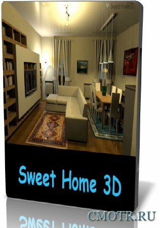 Sweet Home 3D 4.0 Portable