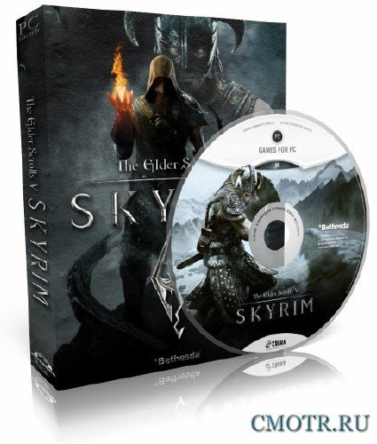 The Elder Scrolls V: Skyrim (2011/PC/RUS/ENG/RePack by Audioslave)