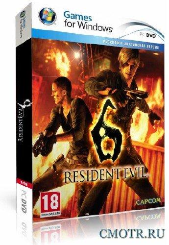 Resident Evil 6 (2013/PC/Rus/Eng) RePack от SEYTER