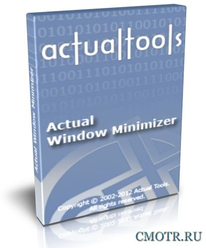 Actual Window Minimizer 7.4.3 (MULTi/RUS)