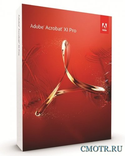 Adobe Acrobat XI Professional v11.0.2