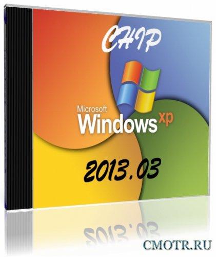Chip Windows XP 2013.03 CD (2013) [Русский]