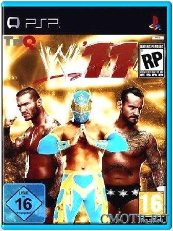 WWE 11 Reload (2012) (ENG) (PSP)