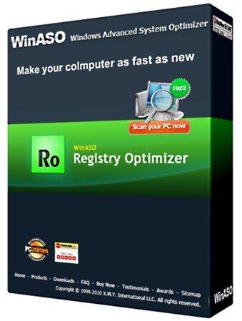 WinASO Registry Optimizer 4.8.2 Portable by SamDel