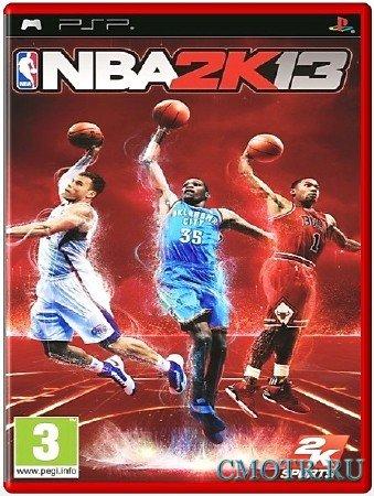 NBA 2K13 (2012) (ENG) (PSP)