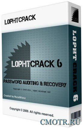L0phtCrack v 6.0.17 Final (ENG)