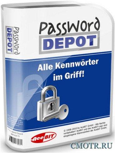 Password Depot Professional 6.2.4 (MULTi/RUS)