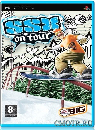 SSX On Tour (2005) (ENG) (PSP)