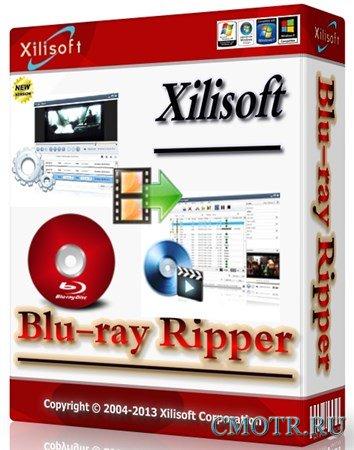 Xilisoft Blu-ray Ripper 7.1.0.20130301 (ENG)
