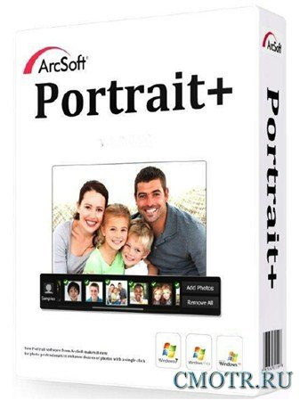 ArcSoft Portrait+ 2.0.1.176 (MULTi/RUS)