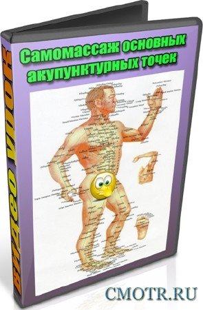 Самомассаж основных акупунктурных точек (2012) DVDRip
