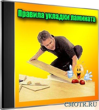 Правила укладки ламината (2012) DVDRip