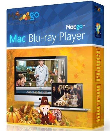 Mac Blu-ray Player 2.8.4.1201 Portable by SamDel