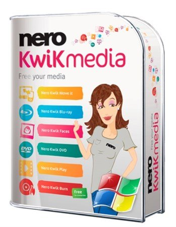 Nero Kwik Media Free 12.5.00400