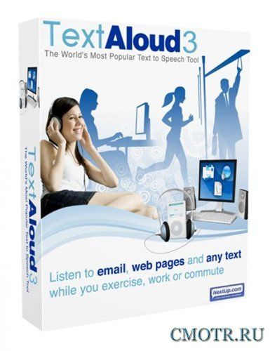 NextUp TextAloud 3.0.53 (ENG)