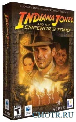 "Indiana Jones and the Emperor""s Tomb / Индиана Джонс и Гробница императора (2003/RePack/RUS/ENG)"