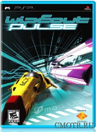 Wipeout Pulse (2007) (ENG) (PSP)