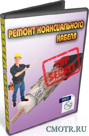 Ремонт коаксиального кабеля (2013) DVDRip