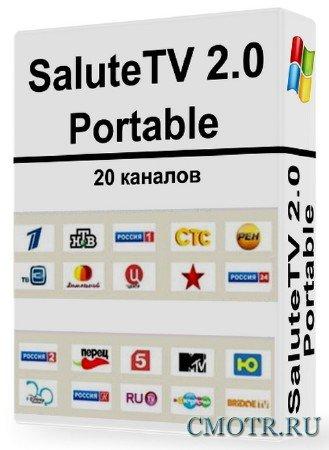SaluteTV 2.0 Portable