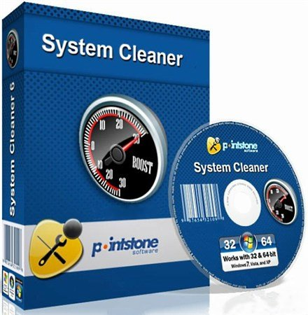 Pointstone System Cleaner 7.2.0.255