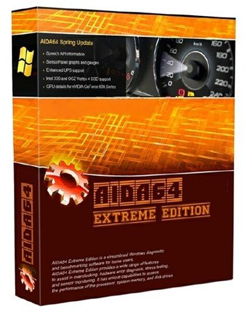 AIDA64 Extreme Edition 2.85.2435 Beta