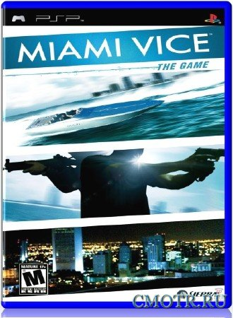 Miami Vice: The Game (2006) (RUS) (PSP)