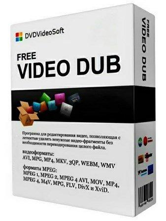 FREE Video Dub 2.0.18.430