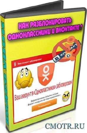 Как разблокировать Одноклассники и ВКонтакте (2012) DVDRip
