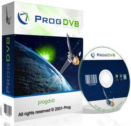 ProgDVB / ProgTV PRO 6.93 Final
