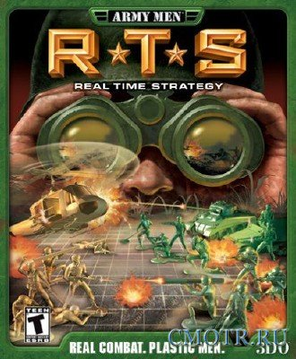 Army Men: RTS / Вояки: RTS (2002/PC/RUS)