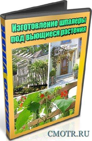 Изготовление шпалеры под вьющиеся растения (2012) DVDRip