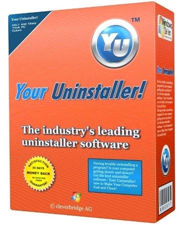 Your Uninstaller! Pro 7.5.2013.02 Datecode 09.05.2013