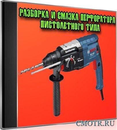 Разборка и смазка перфоратора пистолетного типа (2013) DVDRip