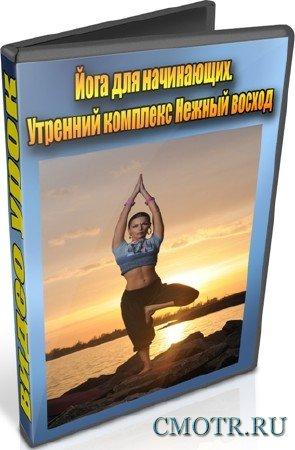 Йога для начинающих. Утренний комплекс Нежный восход (2013) DVDRip