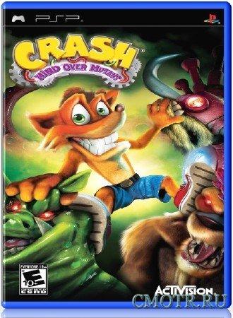 Crash Mind over Mutant (2008) (RUS) (PSP)