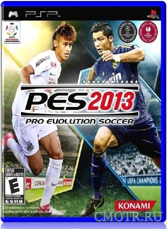 Pro Evolution Soccer 2013 (2012) (RUS) (PSP)