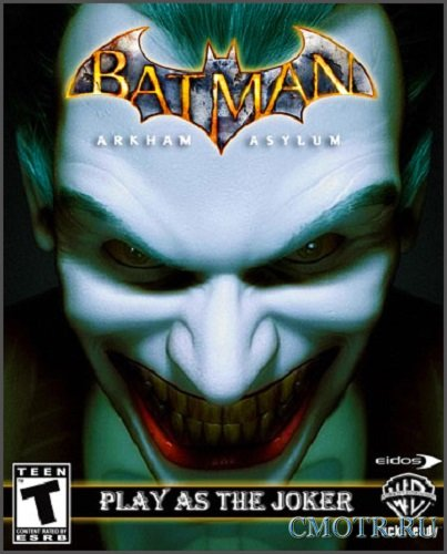 Batman: Arkham Asylum Play As The Joker DLC (2013/PC/Rus)