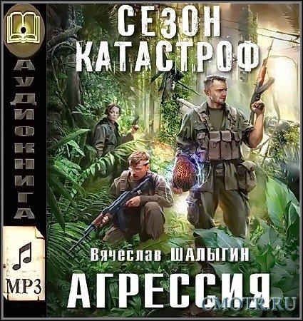 Шалыгин Вячеслав  - Сезон Катастроф.Агрессия (Аудиокнига)