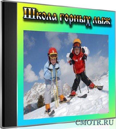 Школа горных лыж (2013) DVDRip