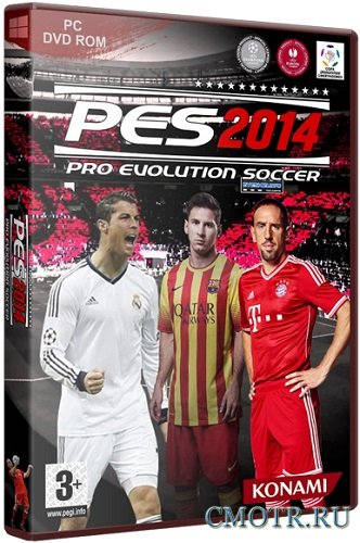Pro Evolution Soccer 2014 (2013/PC/RUS|ENG) RePack от z10yded