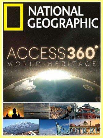 360°: Объект всемирного наследия. Большой Барьерный риф / Access 360°: World Heritage. Great Barrier Reef (2012) SATRip