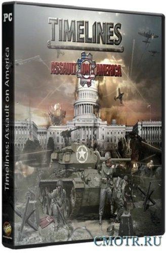 Timelines: Assault on America (2013/PC/Rus|Multi6) RePack by Black Beard